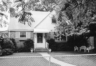 Boyhood home in Franklin Square on Long Island